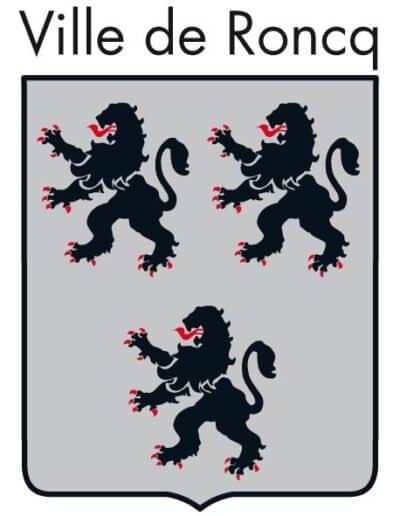 Logo ville de roncq